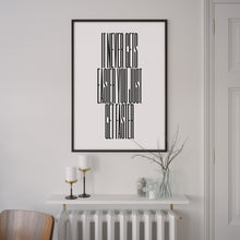 Load image into Gallery viewer, It never gets easier you just get faster – Greg LeMond Poster – Gifts for Cyclists by the English Cyclist