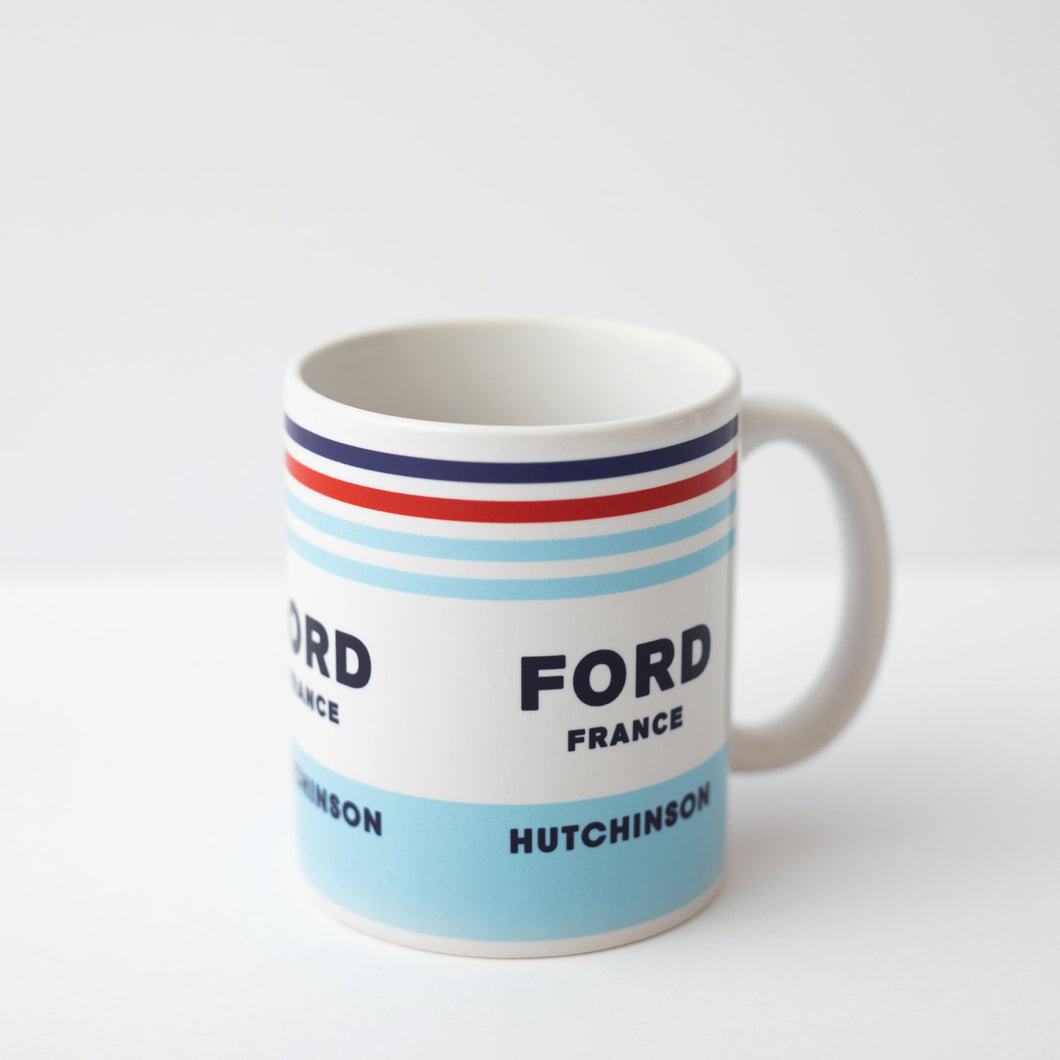 Ford Hutchinson Mug – Gifts for Cyclists by the English Cyclist