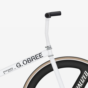 Graeme Obree Hour Record
