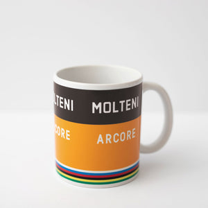 Molteni Arcore Mug – Gifts for Cyclists by the English Cyclist
