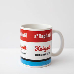 St Raphael – Iconic Tour de France Winners Mugs — Set of 4 — The English Cyclist