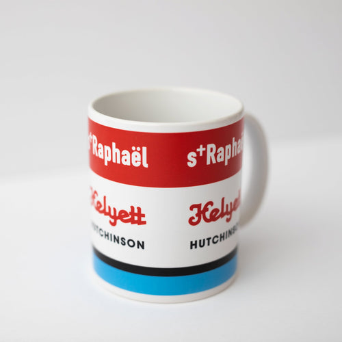 Saint Raphaël Helyett Mug – Gifts for Cyclists by the English Cyclist