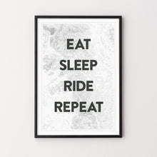 Load image into Gallery viewer, Eat Sleep Ride Repeat