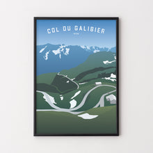 Load image into Gallery viewer, Col du Galibier