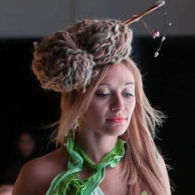 Load image into Gallery viewer, Sculptural Headpiece