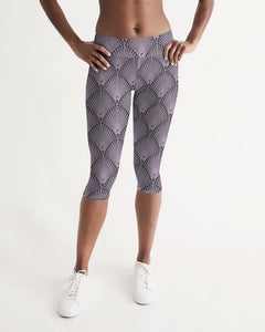 Yoga Capri in Deco Dot