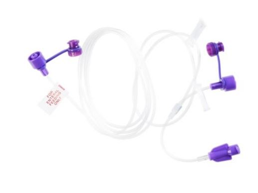 "Kangaroo™ Feeding Tube Extension Set with ENFit™ Connection, 35"", 50/cs. Sold individually."
