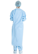 OUT OF STOCK - ULTRA* Non-Reinforced Surgical Gown, Towel, Sterile, Size Large, Level 3, 32/cs