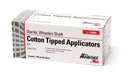 Cotton-Tipped Applicator, Sterile, Wooden Shaft, 2/pkg, 100pkg/bx (4332490260593)