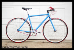 Specialized Langster Fixed Gear Super Custom - 52cm - SOLD