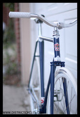 Super Custom Nishiki Fixed Gear Conversion -  54cm - SOLD