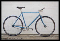 Raleigh Custom Fixed Gear 54cm - SOLD