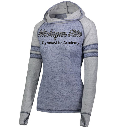 Michigan Elite Gymnastics Academy - Ladies Advocate Hoodie