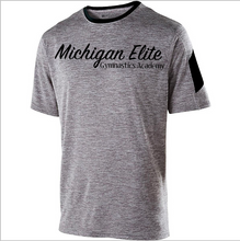 Load image into Gallery viewer, Michigan Elite Gymnastics - Boys Electron Short Sleeve Performance Shirt