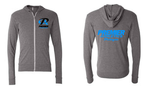 Premier Athletics Michigan - ZipUp Hoodie