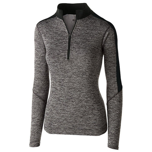 Ladies Electrify Half Zip by Holloway