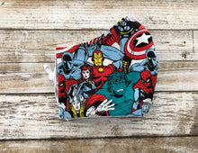 Load image into Gallery viewer, Superhero - Family Face Covers-3 ply Face Covers