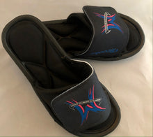 Load image into Gallery viewer, Michigan Elite Gymnastics Academy - Custom, Personalized Sandals