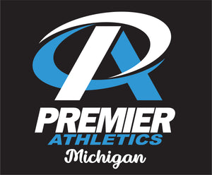 Premier Athletics Michigan Infant/Toddler Body Suit