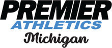 Load image into Gallery viewer, Premier Athletics Michigan - Ladies Arabesque Jacket by Augusta
