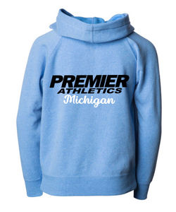 Premier Athletics 2020 Special Blend Zip Up Hooded Sweatshirt