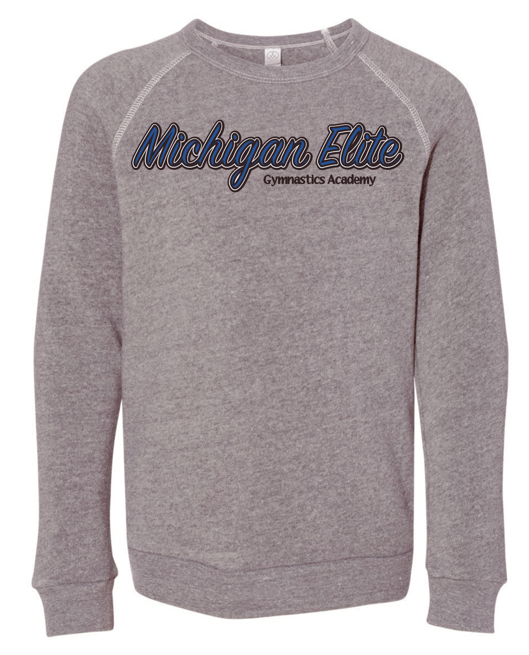 Michigan Elite Gymnastics Academy - Youth Crew Neck Sweatshirt