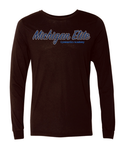 Michigan Elite Gymnastics Academy - Long Sleeve T-Shirt