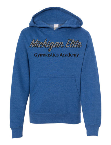 Michigan Elite Gymnastics Academy - Youth Royal Hoodie
