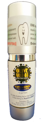 Olive Gold O3 DRS  - Dental Rinse Support - bright-eyes-life