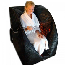 THERA360PLUS PORTABLE SAUNA (BLACK OR WHITE)
