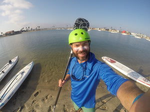 4 things you didn't know about your Stand Up Padleboarding Instructor Trainer, Jose H Gonzalez