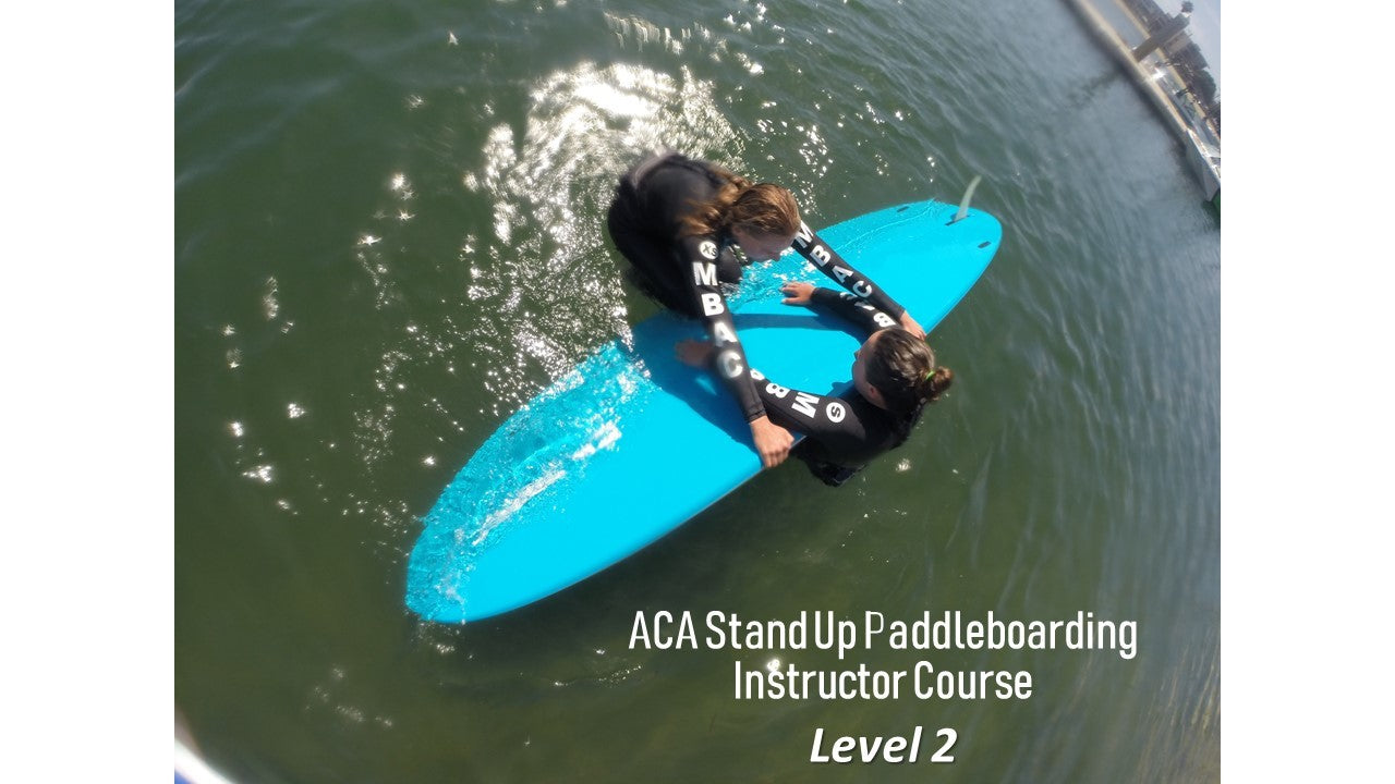 ACA Instructor Certification Workshop (ICW) L1/L2