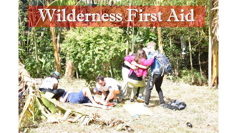 NOLS Wilderness First Aid