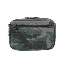 12little Nappy Clutch in Camo