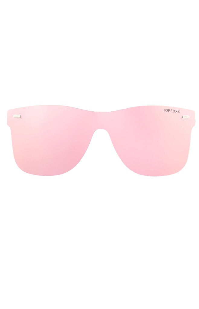 49fdd72ce7 TopFoxx Future Wife Sunnies   Rose Gold – Zahramay Boutique