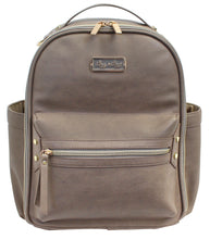Itzy Ritzy Mini Backpack - Taupe - PREORDER