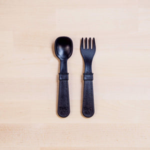 Re-Play Fork and Spoon Set