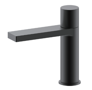 black basin mixer