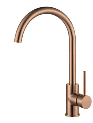 Rose Gold Kitchen Tap