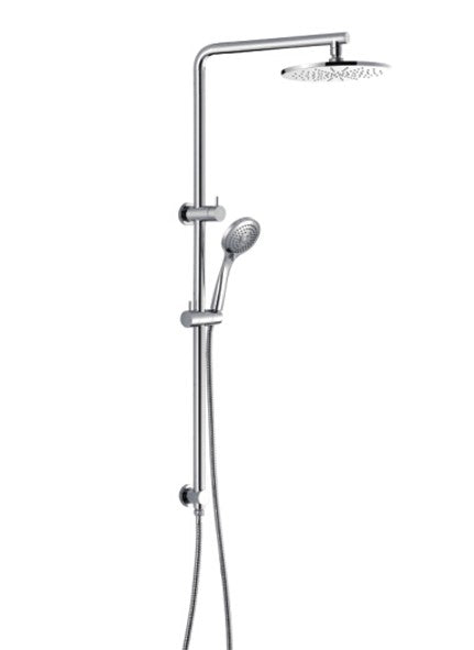 Wanaka Shower + Dumper – Chrome