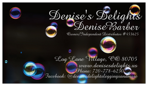 Denise's Delights - Barber Enterprises