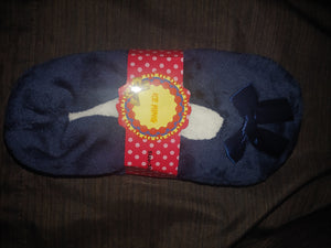 Super Soft Microfleece Ballerina House Slipper