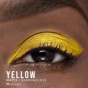 Limited Edition Rainbow Collection Yellow Shadowsense - Senegence