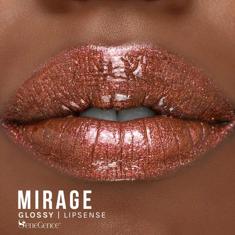 Limited Edition Mirage Lipsense - Senegence