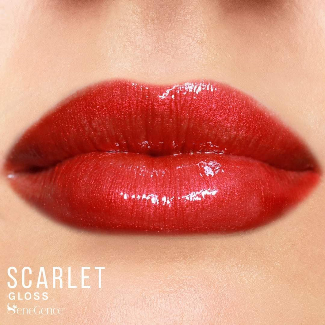 Limited Edition Scarlet Gloss - Senegence