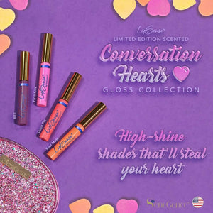 Limited Edition Conversion Hearts Cutie Pie Gloss-Senegence