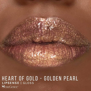 Limited Edition Golden Pearl Gloss - Senegence
