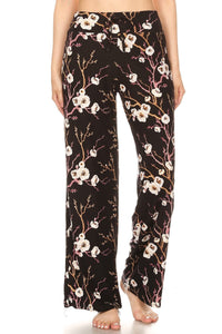 Super Plush Cherry Blossom Lounge/Sleep Pants