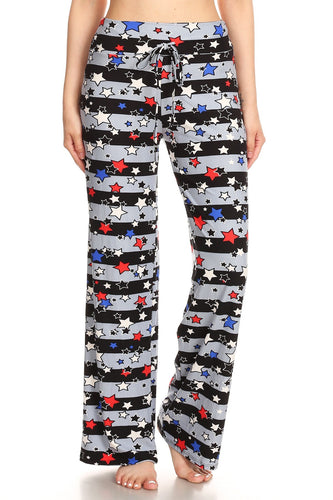 Stars and Stripes Lounge/Sleep Pant