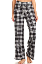 Plaid Lounge/Sleep Pant